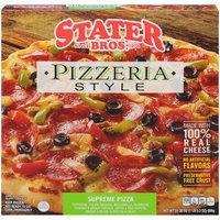 Stater Bros.® Pizzeria Style Supreme Pizza 21.30 oz. Box