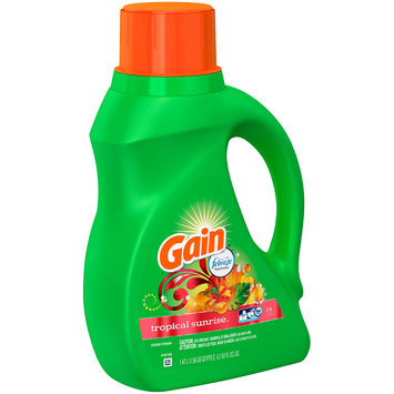 Gain® Tropical Sunrise™ with Febreze Freshness™ Detergent 50 fl. oz. Jug