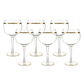Three Star Wine Glass 24 oz. Goblet