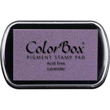 Clearsnap ColorBox Pigment Ink Stamp Pad - Lavender