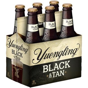 Yuengling® Black & Tan Porter & Premium Beer 6-12 fl. oz. Bottles