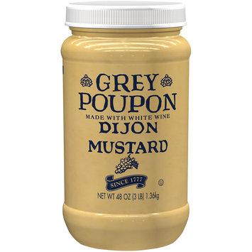 Grey Poupon Dijon Mustard 48 oz. Jar
