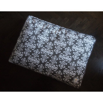 Bowhausnyc Elegancia Matching Dog Pillow Size: Small (24