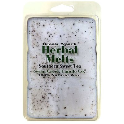 Swan Creek Candle Co. Southern Sweet Tea Herbal Melts Scented Wax Melts - South Sweet Tea