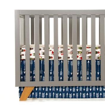 Zoomie Kids Erasmos Starter 2 Piece Crib Bedding Set