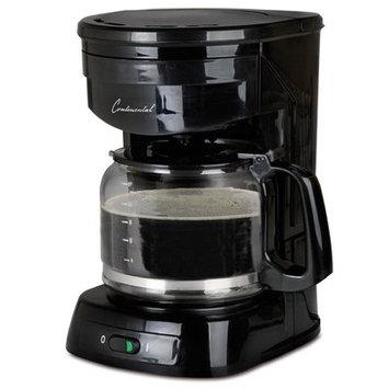 Sed International Inc Continental Electrics CTLCE23629 Coffee Maker - 12 Cup - Black