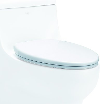 EAGO R-358SEAT Replacement Soft Closing Toilet Seat for TB358
