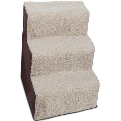Oxgord Modern 3 Step Pet Stair
