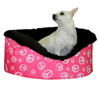 Snoozer Janis Bolster Pet Bed Size: Small (23