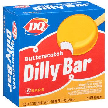 DQ® Butterscotch Daily® Ice Cream Bars 6-3.5 fl. oz. Box