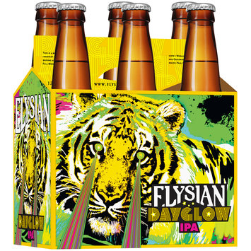 Elysian Dayglow IPA Beer 6 ct 12 Pack