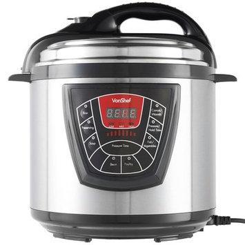 Vonshef 5 Quart Electric Pressure Cooker
