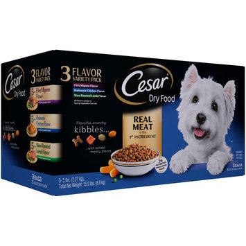 Cesar® Variety Pack Dog Food 5.0 lb. Bag