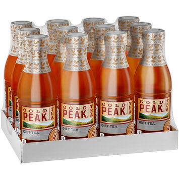 Golden Peak® Tea Diet Tea 12-18.5 fl. oz. Pack