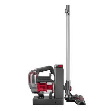 Kalorik 2-in-1 Cordless Cyclonic Handheld Vacuum Cleaner Color: Red