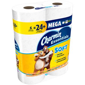 Charmin® Essentials Soft Mega Roll
