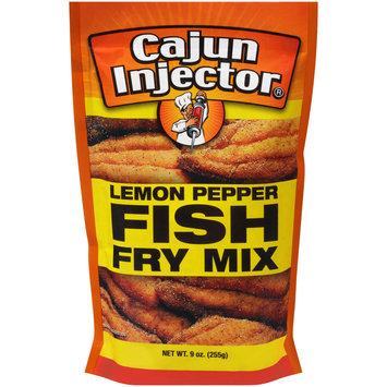 Cajun Injector® Lemon Pepper Fish Fry Mix 9 oz. Bag