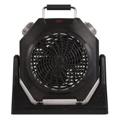 Black & Decker 1500-Watt Portable Heater with Fan, Black