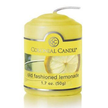 Colonial Candle Old Fashioned Lemonade Scent Votive
