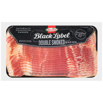 Hormel® Black Label® Double Smoked Bacon 16 oz. Pack