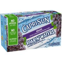 Capri Sun® Roarin Waters Grape Flavored Water Beverage