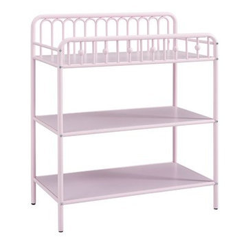 Little Seeds Monarch Hill Changing Table Finish: Pink