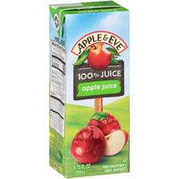 Apple & Eve® Apple 100% Juice 6.75 fl. oz. Aseptic Pack