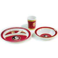 Neoplex NCAA 5 Piece Dish Set NCAA: Florida State Seminoles