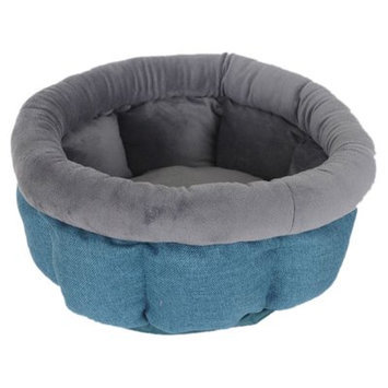 Best Friends By Sheri Sandra Pet Bolster Color: Graphite
