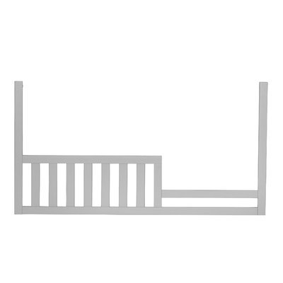 Suite Bebe Harley Toddler Bed Rail Finish: Cloud Gray