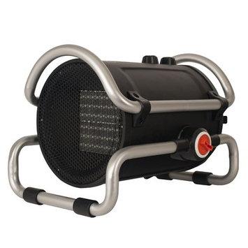 Black & Decker 1500-Watt Ceramic Portable Utility Heater, Black