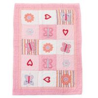 Amity Home Sweet Love Baby Quilt
