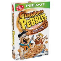 Cinnamon Pebbles Cereal