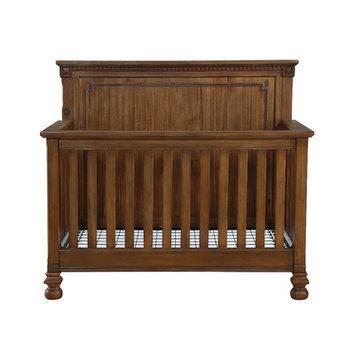 Bertini Beckem 4-in-1 Convertible Crib - Antique Natural