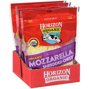 Horizon Organic® Mozzarella Shredded Cheese 8-6 oz. Bags