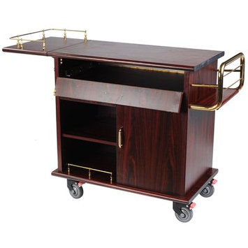 Cosmopolitanfurniture Cooking Cart