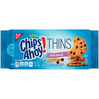 Nabisco Chips Ahoy! Thins Oatmeal Chocolate Cookies