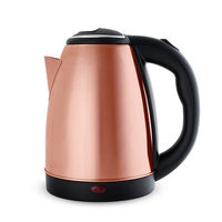 True Brands Parker Electric Tea Kettle in Rose Gold by Pinky Up