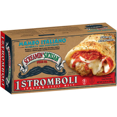 Screamin' Sicilian® Mambo Italiano Stromboli 9.25 Box