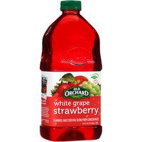 Old Orchard® White Grape Strawberry Fruit Juice 64 fl. oz. Bottle
