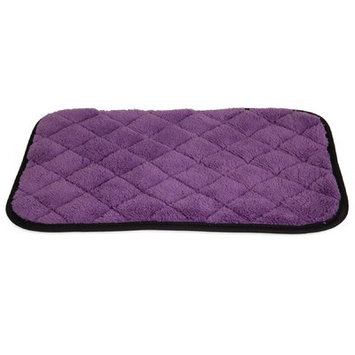 Jngy Quilted Cat Mat Color: Orchid