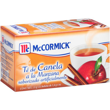 McCormick® Cinnamon Apple Tea 1.23 oz. Box