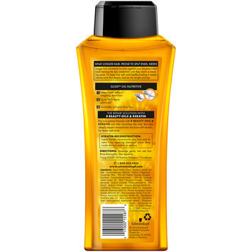 Gliss™ Hair Repair™ Oil Nutritive Shampoo
