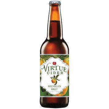 Virtue Michigan Brut Hard Cider 12 fl. oz. Bottle