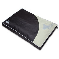 Dog Helios Aero-Inflatable Outdoor Dog Bed Black
