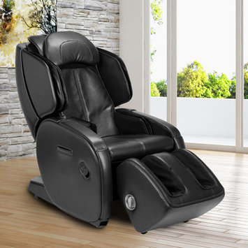 Human Touch AcuTouch 6.0 Reclining Massage Chair Color: Black