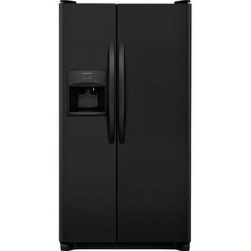 Frigidaire Black Side-By-Side Refrigerator