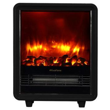 Puraflame Octavia Portable Electric Fireplace