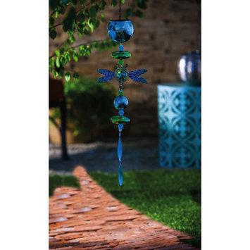 Evergreen Enterprises, Inc Dragonfly Color Changing Solar Mobile