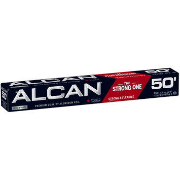 Alcan® The Strong One Aluminum Foil 50 sq. ft. Box